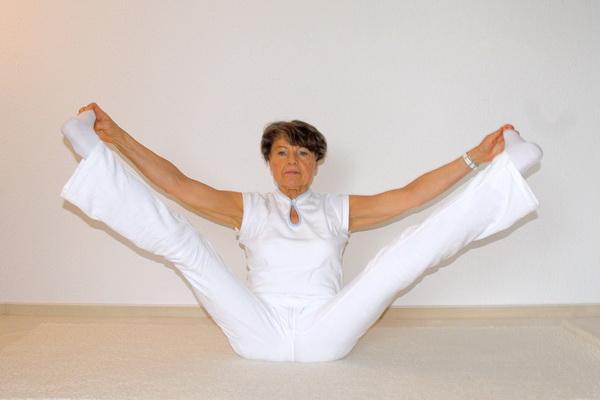 Balancesitz - Foto © Katharina Hansen-Gluschitz