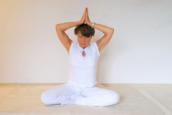 Meditation - Foto © Katharina Hansen-Gluschitz